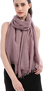 Premium Women Extreme Soft Scarf Wrap Shawl For Any Season, Super Size, Rich Color Choice