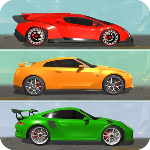 Sport Car Simulator and Test Drive 3D