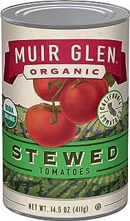 Muir Glen, Organic Stewed Tomatoes, 12 Cans, 14.5 oz