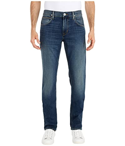 Hudson Jeans Byron Five-Pocket Straight Zip Fly in Brentford (Brentford) Men
