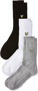 LYLE AND SCOTT Mens Hamilton Sport socks (pack of 3)