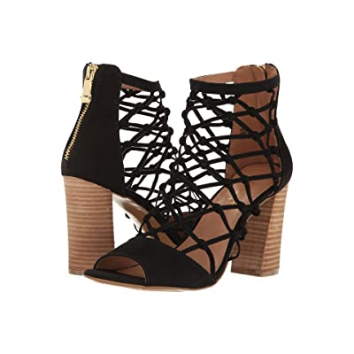 Report Mixie (Black) High Heels