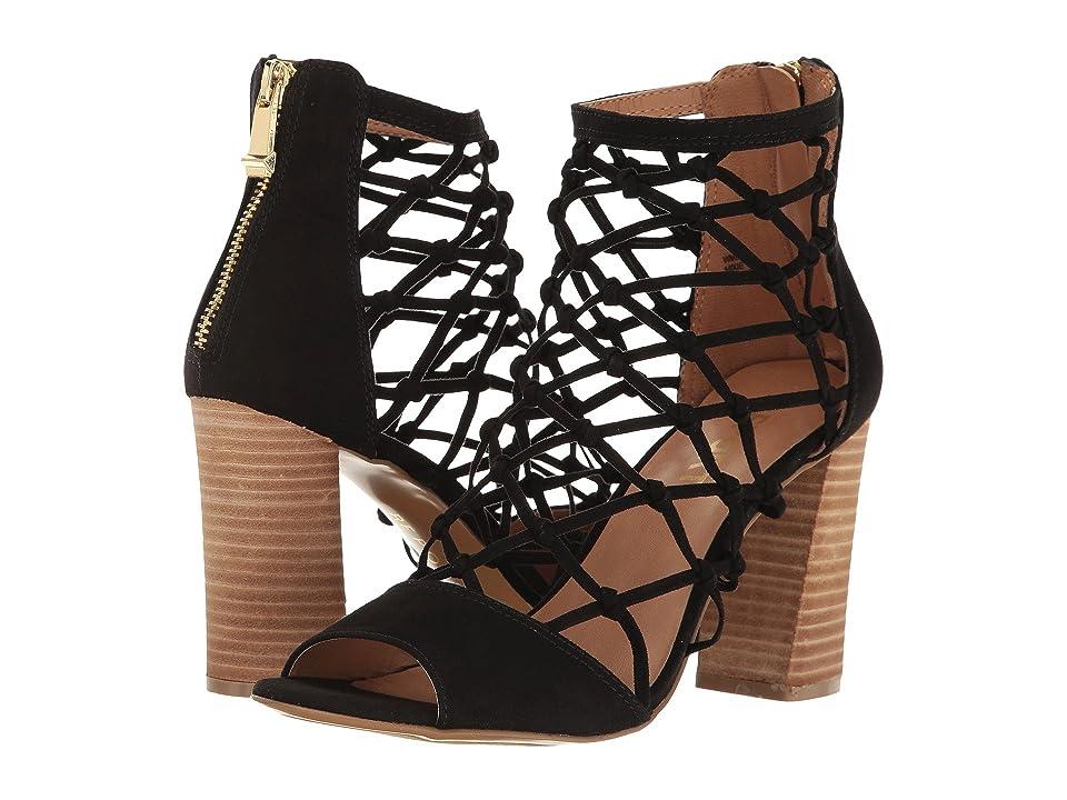 Report Mixie (Black) High Heels