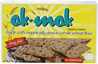 Akmak Crackers Whole Wheat