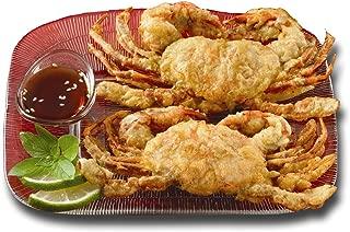 Tempura Soft Shell Crabs (9 Crabs Total)