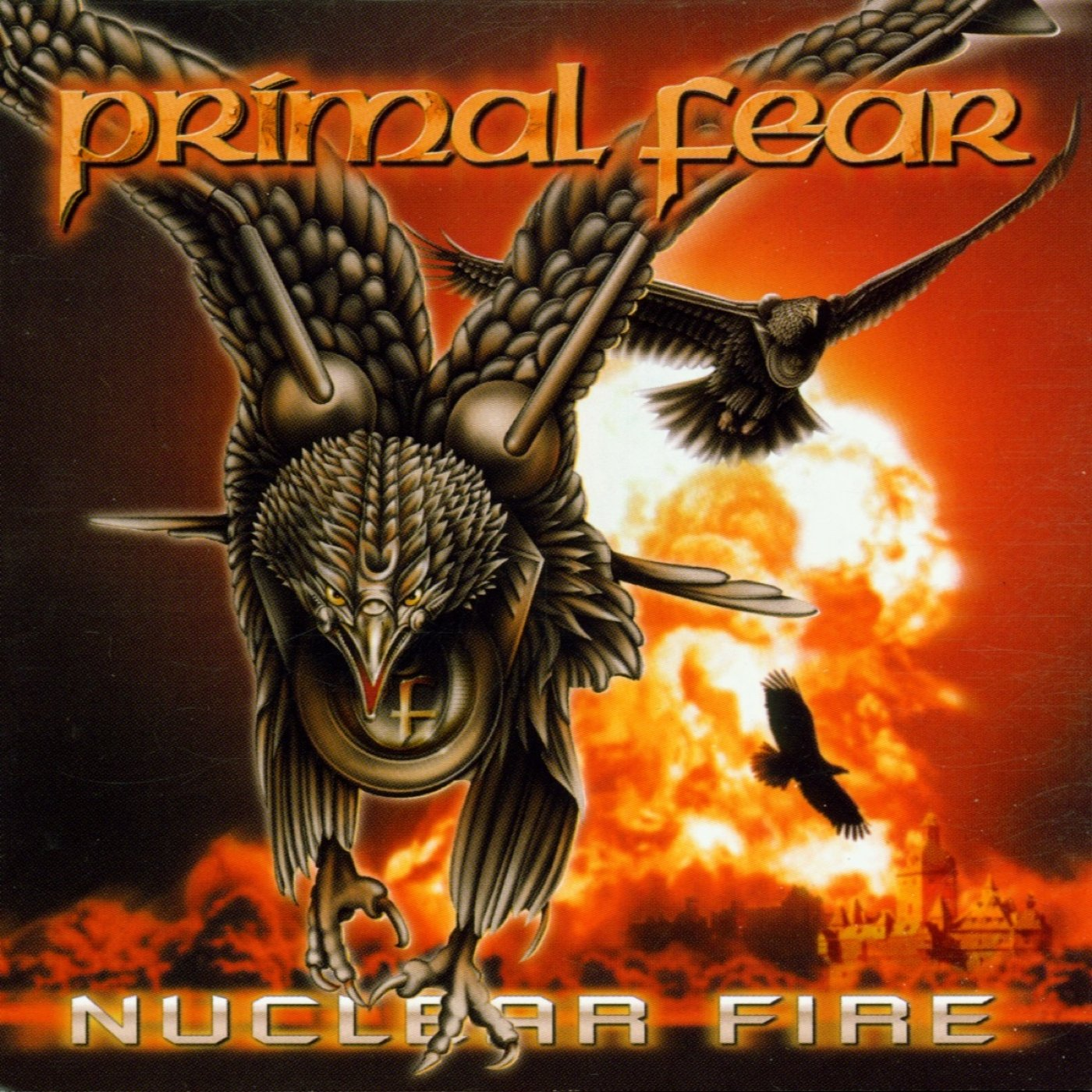 Primal Fear - Nuclear Fire (2001) [FLAC] Download