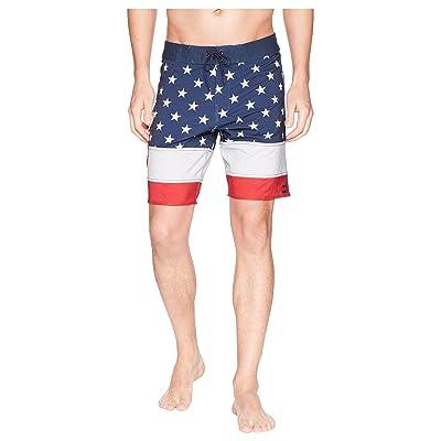 Billabong Pump X Boardshorts (Navy) Men
