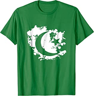 Pakistan Independence Day Shirt Crescent Moon