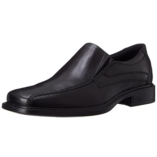 574fbd25 ECCO Men's Shoes Black: Amazon.com