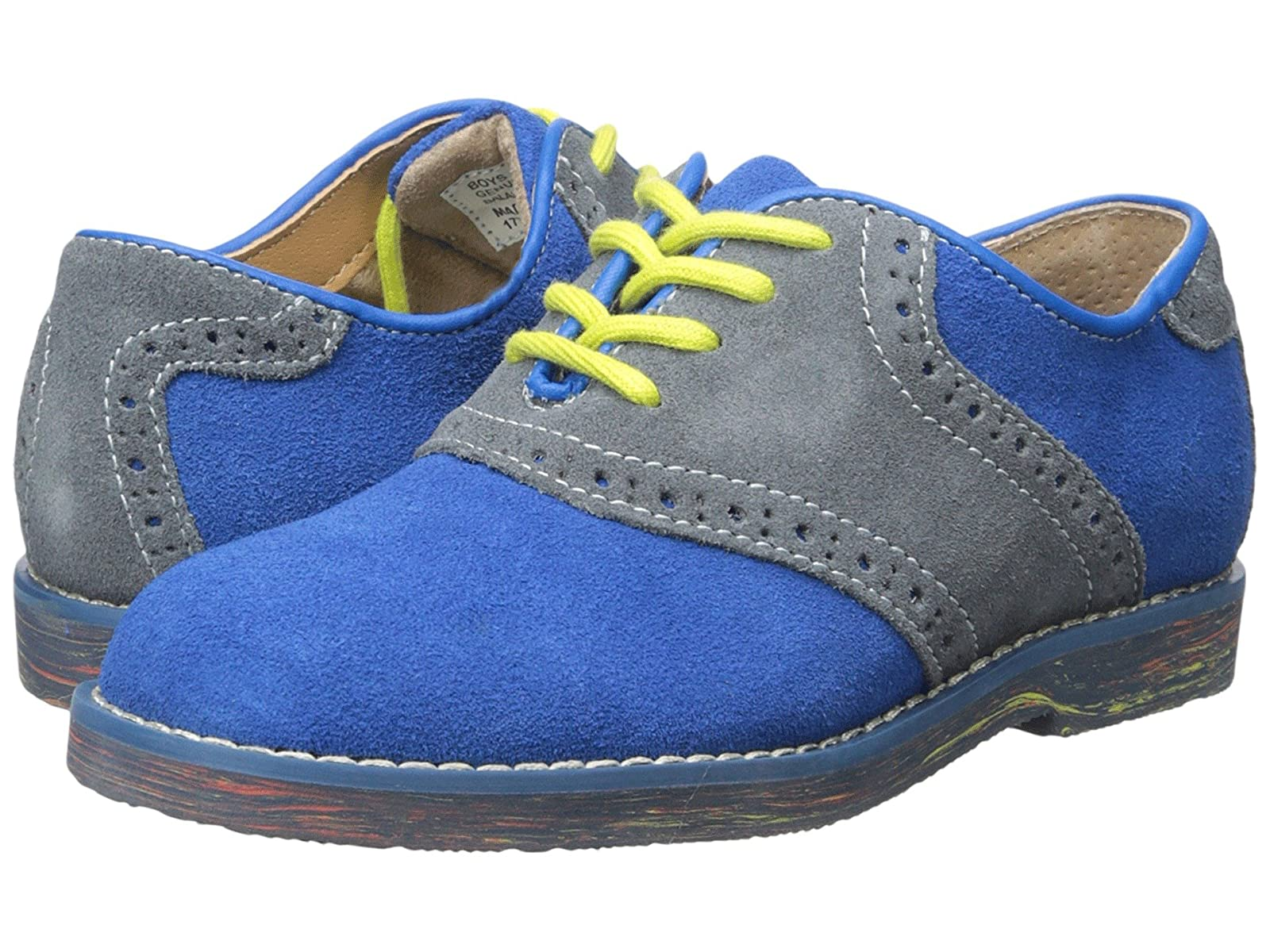 Florsheim Kids Kennett Jr. II (Toddler/Little Kid/Big Kid)Atmospheric grades have affordable shoes