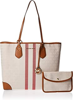 Michael Kors Tote for Women- Pink