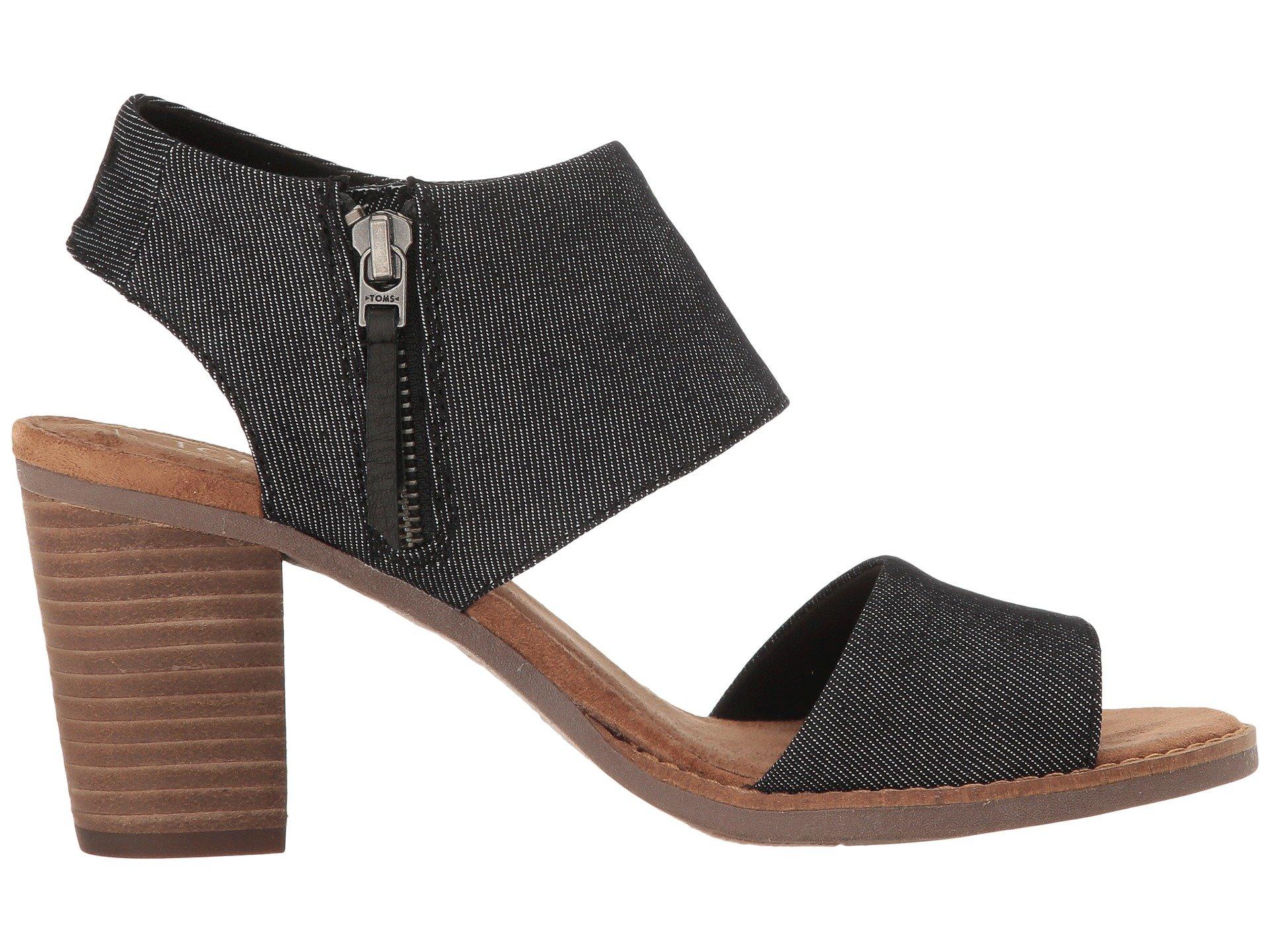Toms Majorca Cutout Sandal At Zappos Com