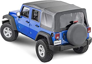 Best jeep jk soft top install Reviews
