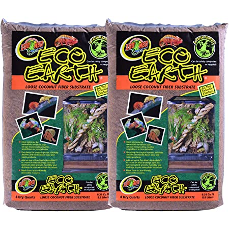 24 Quart Carib Sea Blue Iguana Brand SCS24210 Coco Soft Bedding Fiber