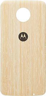 Moto Snap, Motorola, Style Shell, PG38C02466, Bamboo