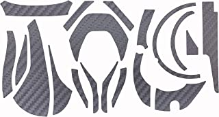 【2929Works】 スティーズA SV TW用 カーボン調 カスタムデカール 鎧-YOROI-