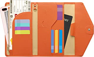 Best orange leather wallet Reviews