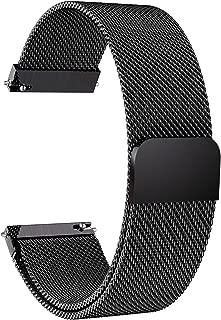 Huawei Watch GT İçin Metal Mıknatıslı Milanese Kayış Kordon Markacase