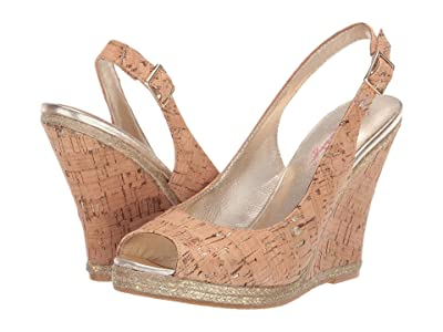 Lilly Pulitzer Krisie Wedge (Natural) Women