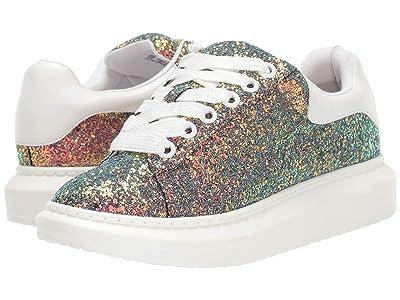 Steven Glazed Sneaker (Glitter) Women