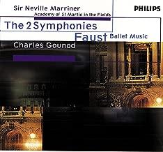 Gounod: Symphonies 1 & 2, Faust Ballet Music