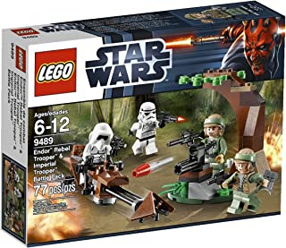 LEGO: Star Wars: Endor Rebel Trooper and Imperial Trooper Battle Pack