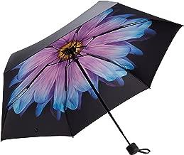 Fidus Mini Compact Sun&Rain Travel Umbrella - Lightweight Portable Umbrella with 95% UV Protection