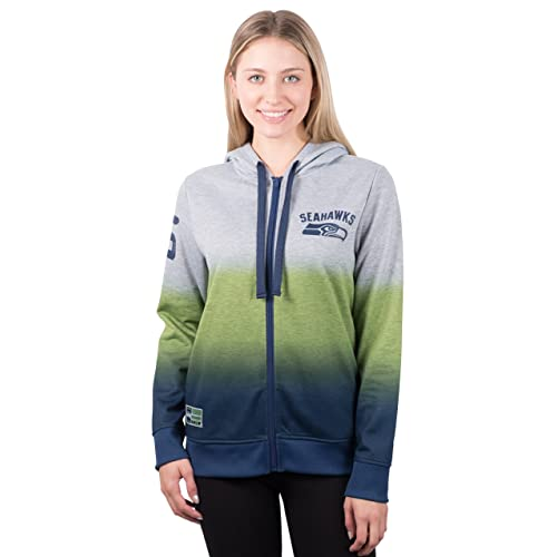 on sale 40a8e 50749 Seahawks Zip Hoodie: Amazon.com