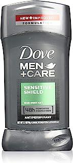 Dove Men+Care Antiperspirant Stick, Sensitive Shield, 2.7 Ounce (Pack of 4)