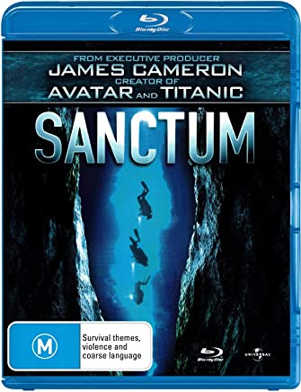 Sanctum Blu-ray