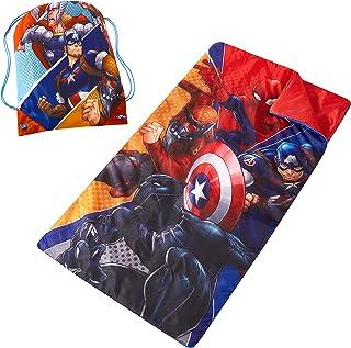 Marvel Avengers Sling Bag Slumber Set