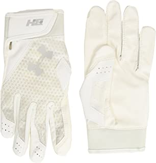 Under Armour Boys' Harper Hustle Baseball Batting Gloves
