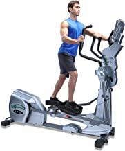 """GOELLIPTICAL LX-03 Light Commercial Motorized VST 19""""-25"""" Programmable Elliptical Exercise Cross Trainer Machine for Cardio Fitness Strength Conditioning Workout"""