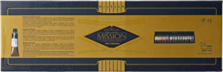 Mijello Mission Gold Water Color Set, 24 Colors