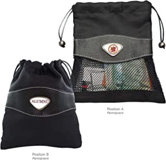 One Size Black AdSpec NCAA Vanderbilt Commodores Collegiate Executive Weekender Duffel BagCollegiate Executive Weekender Duffel Bag