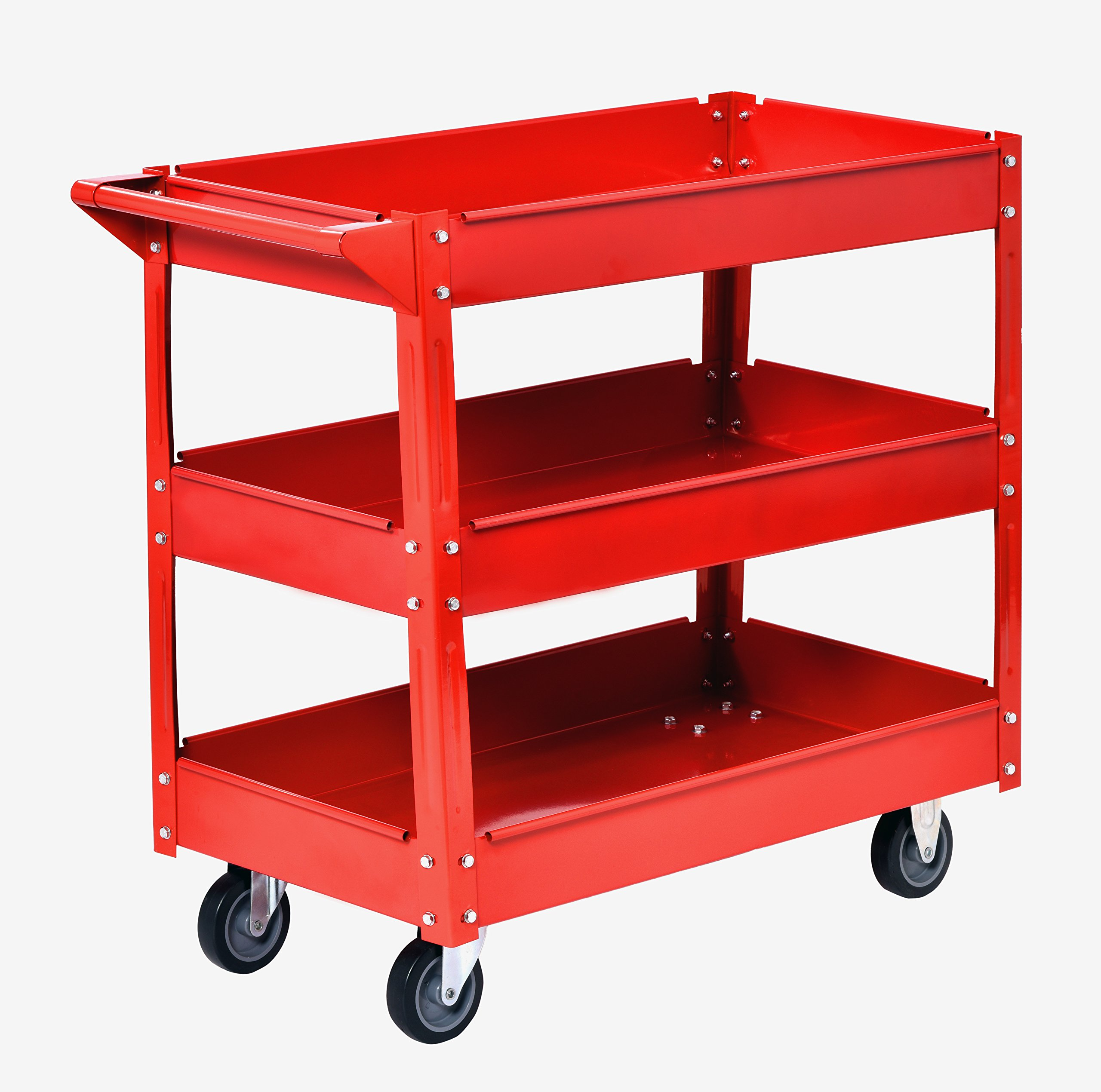 Muscle Carts SC3216 RED Industrial Commercial