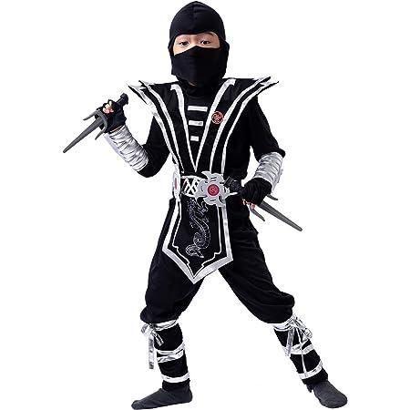 California Costumes Arctic Forces Ninja Child Costume Medium Plus