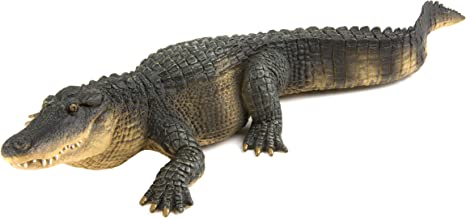 Safari Ltd. Alligator XL – Realistic Hand Painted Toy Figurine Model – Quality Construction from Phthalate, Lead and BPA Free Materials – For Ages 3 and Up