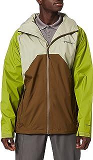 Columbia Men's Waterproof Jacket, Rain Scape