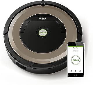 【Amazon.co.jp限定】ルンバ 891 アイロボット ロボット掃除機 wifi対応 スマホ対応 パワフルな吸引力 ラグ 絨毯(じゅうたん)  自動充電 R891060【Alexa対応】