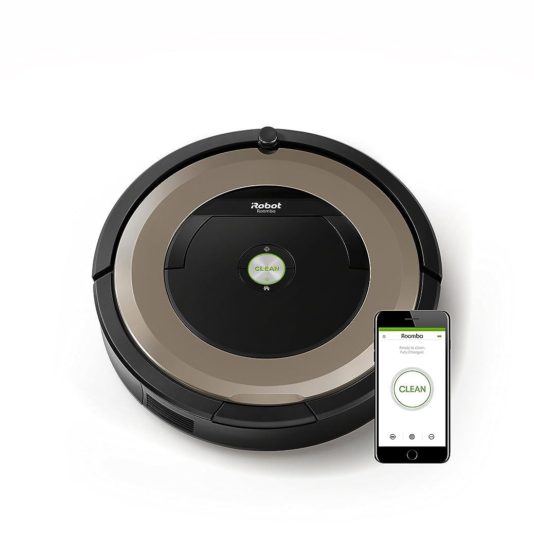 聞きます彼らのもの引き潮【Amazon.co.jp限定】ルンバ 891 アイロボット ロボット掃除機 wifi対応 スマホ対応 パワフルな吸引力 ラグ 絨毯(じゅうたん)  自動充電 R891060【Alexa対応】