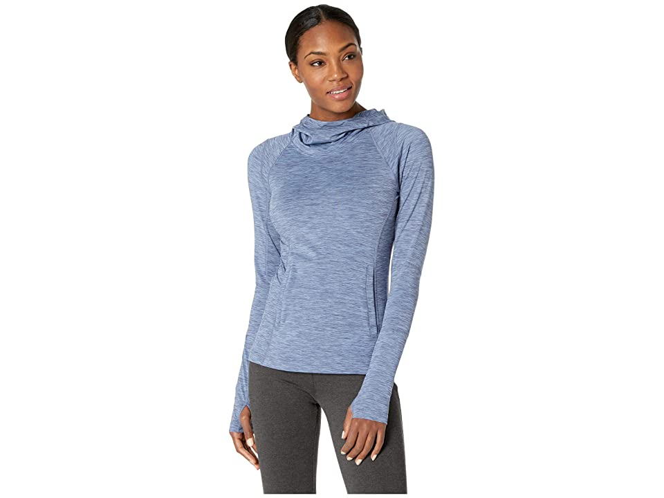 Obermeyer Catalina Fleece Hoodie (Into The Blue) Women