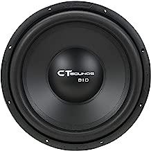 CT Sounds Bio 15 Inch Car Audio Subwoofer 250w RMS Dual 2 Ohm