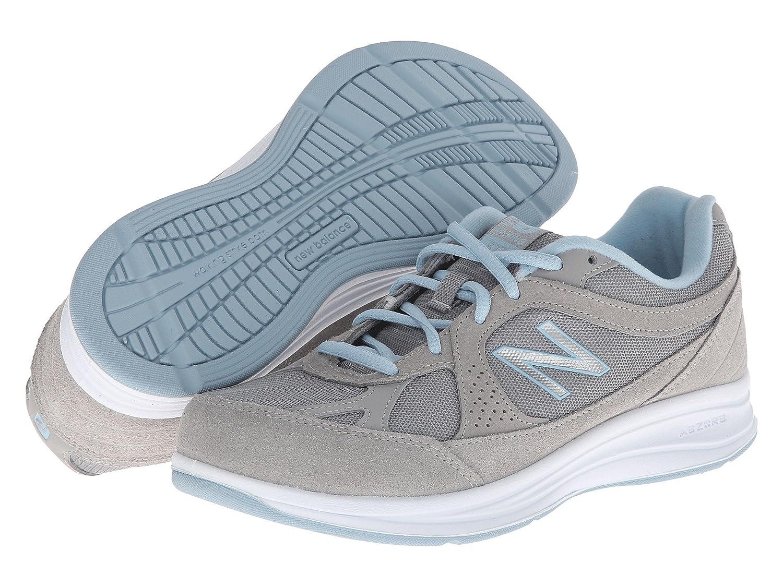 (ニューバランス) New Balance メンズランニングシューズ?スニーカー?靴 WW877 Silver シルバー 7 (25cm) B