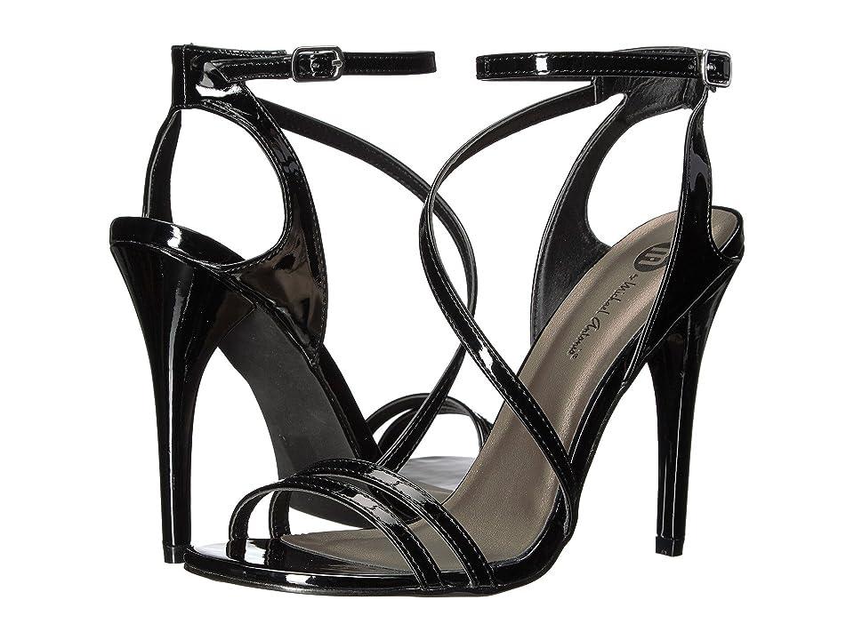 Michael Antonio Ester Patent (Black Patent) High Heels