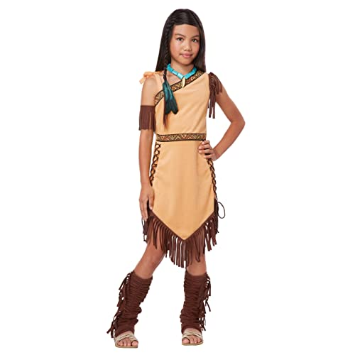 Pocahontas Costume For Girls Amazon Com