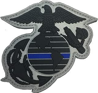 USMC BLUE LINE EGA