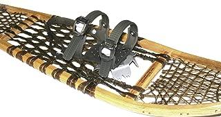 GV Snowshoes Asymmetrical Snowshoe Bindings, Large