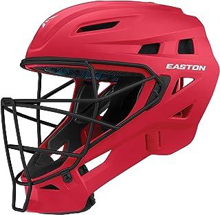 EASTON ELITE X Baseball Catchers Helmet, Matte Color, 2021, High Impact Absorption Foam, Moisture Wicking BIODRI liner, Hi...