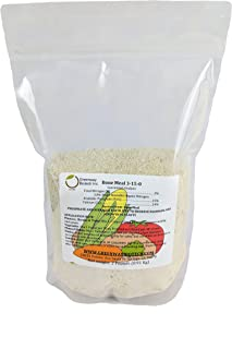 Bone Meal 3-15-0 Plus 24% Calcium Greenway Biotech Brand 2 Pounds